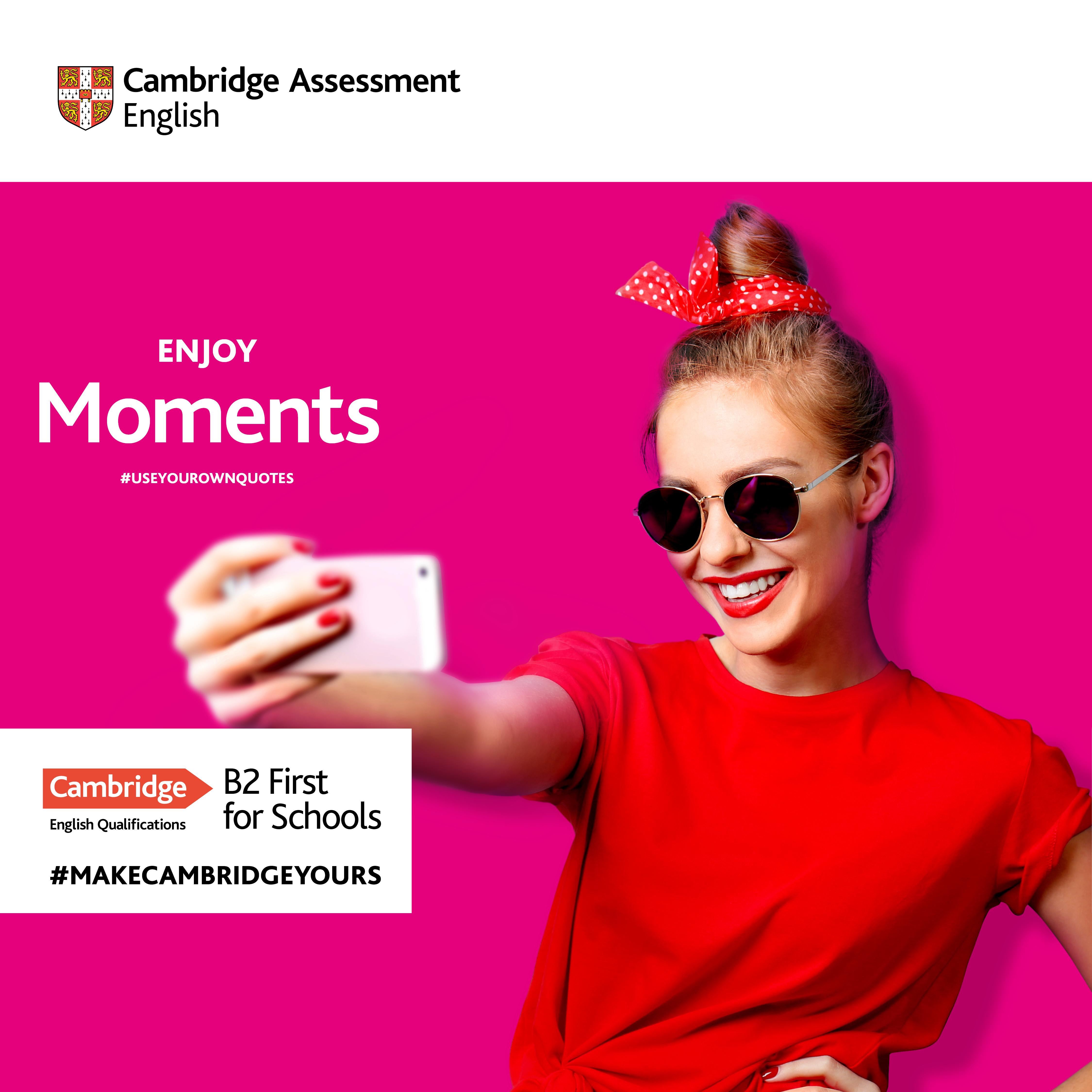 Cambridge Assessment English