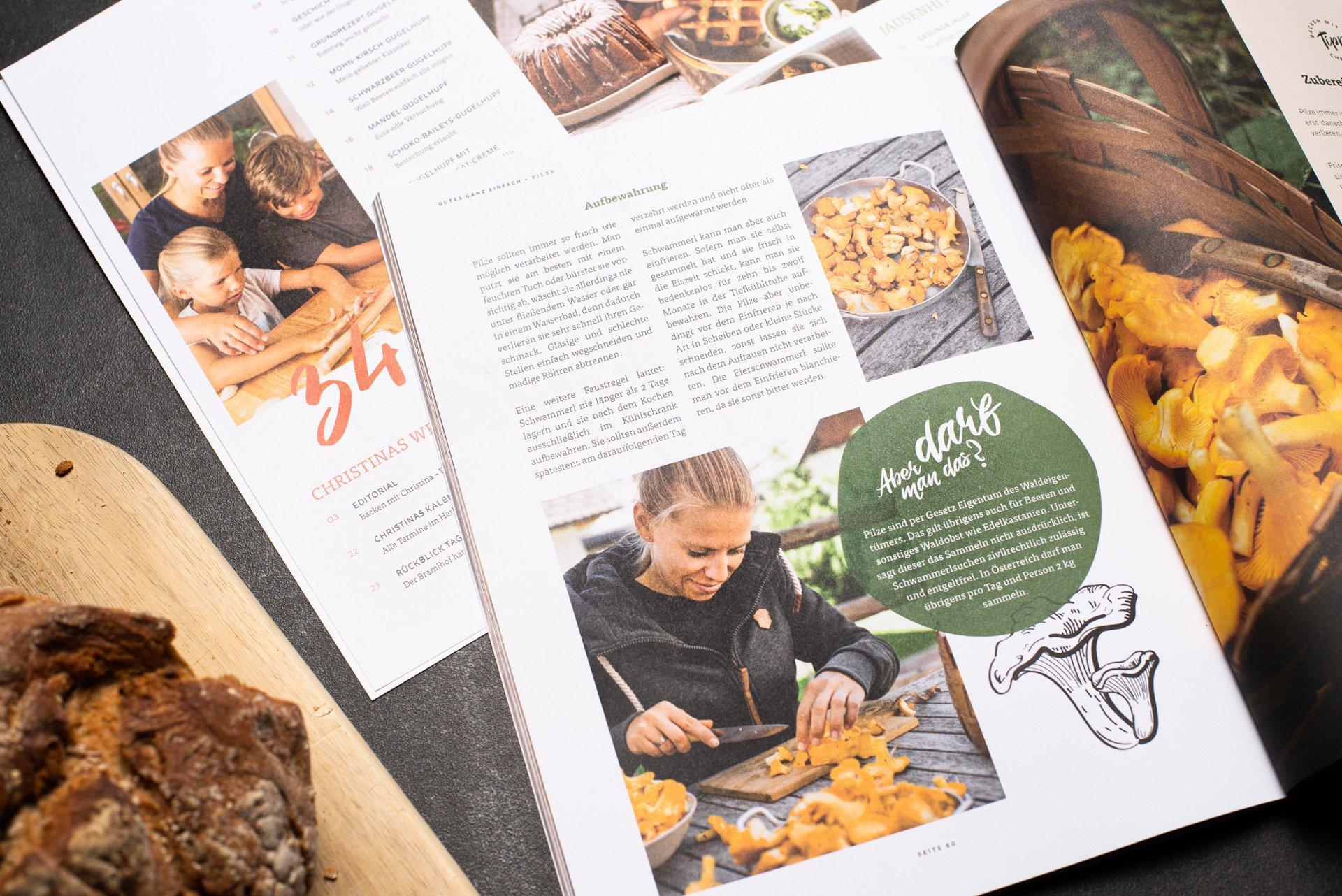 Christina's Perfect Bread – The magazine