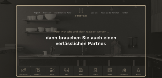 FurterAG website