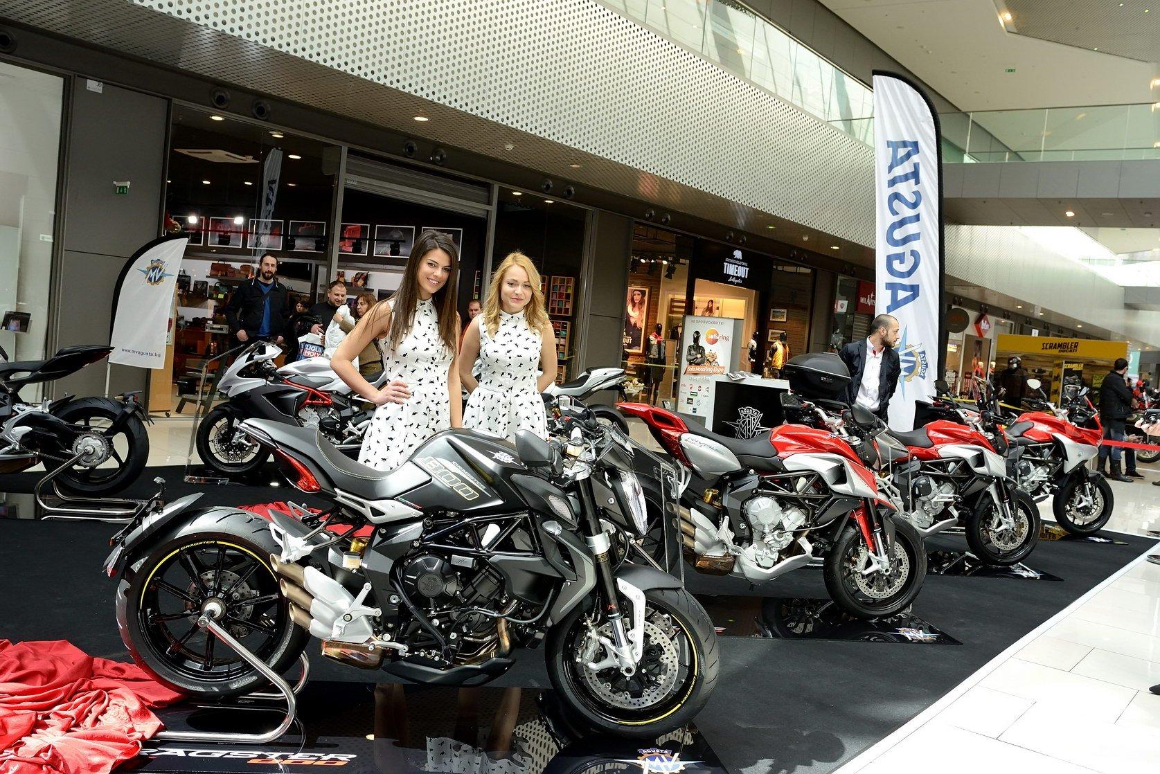 Sofia Ring Mall – Moto expo