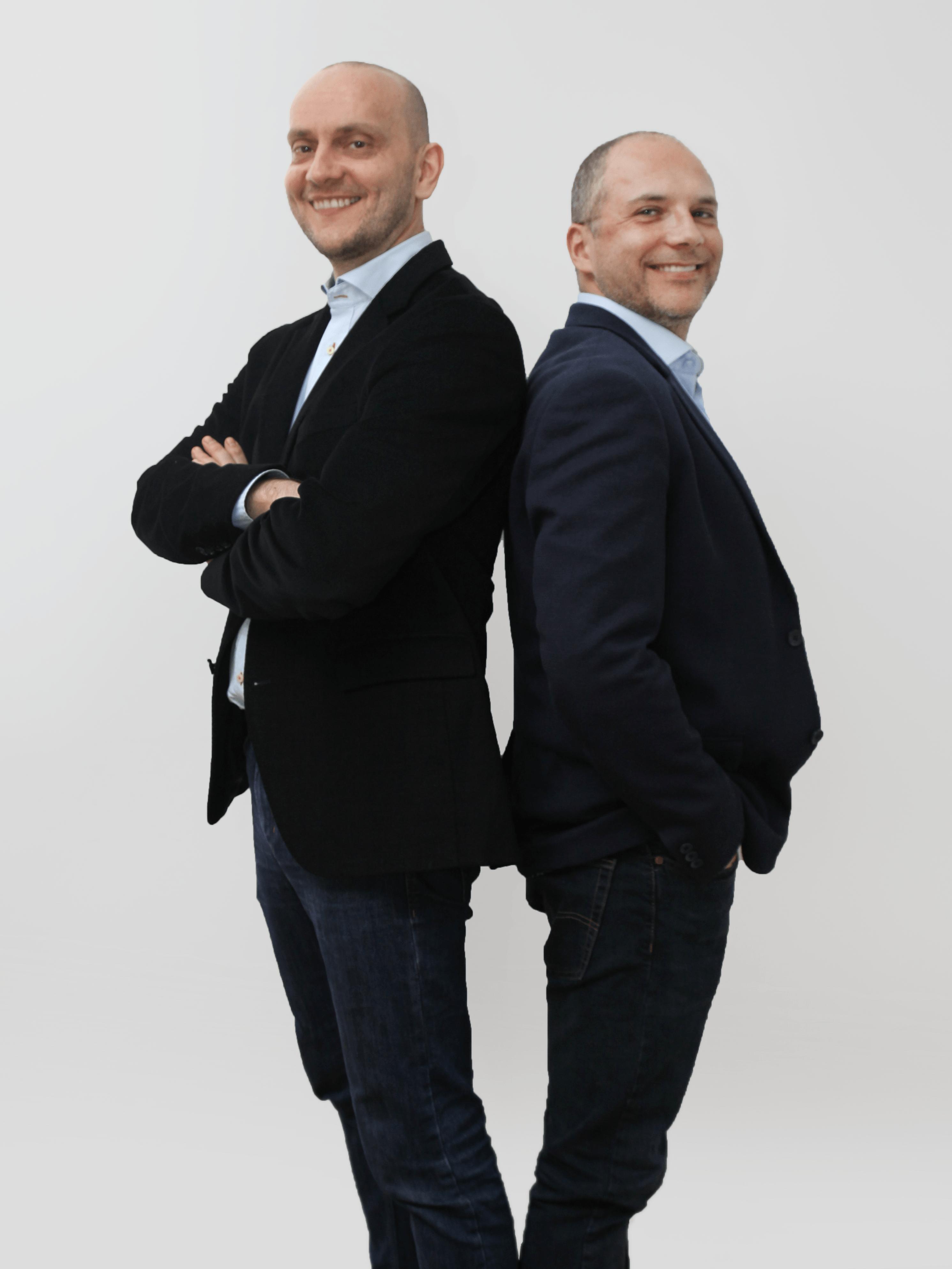 Cezary Hurka & Przemyslaw Wojciechowski